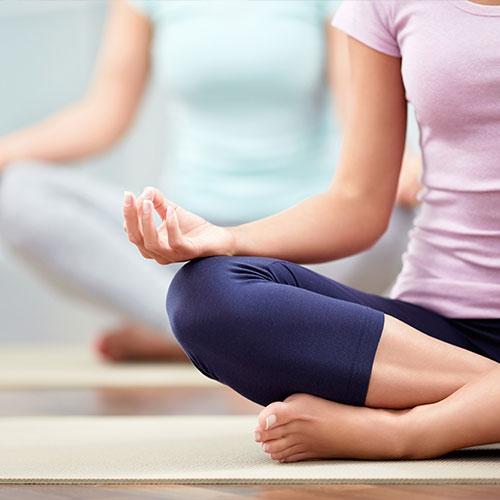 Йога в Премиум Фитнес Флайс Милениум
